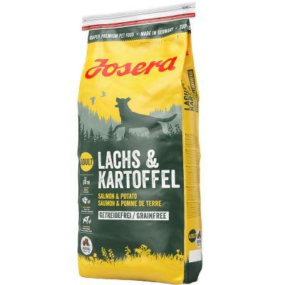 Josera Lachs und Kartoffel Getreidefrei