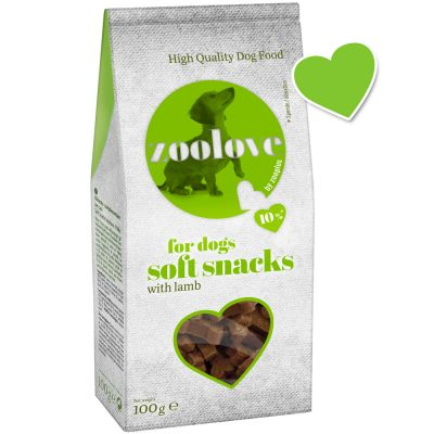 zoolove Soft-Snacks für Hunde