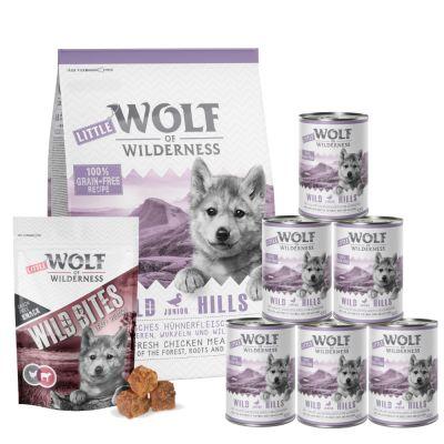 Little Wolf of Wilderness Junior Probierpaket