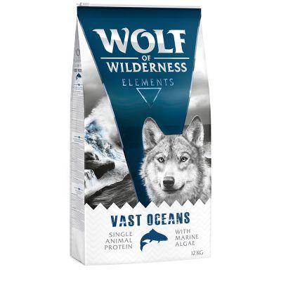 """Wolf of Wilderness """"Vast Oceans"""" - Fisch"""